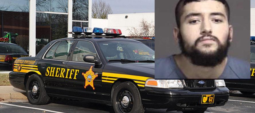 VIDEO: Muslim Man Shoots Sheriff's Deputy!