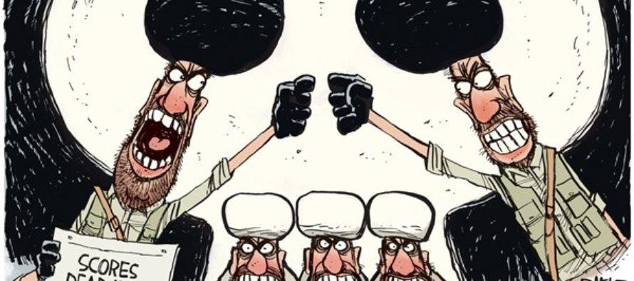 Nice Attack (Cartoon)