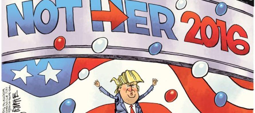 Not Her (Cartoon)