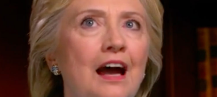 Hillary Makes Despicable Announcement About Benghazi [VIDEO]