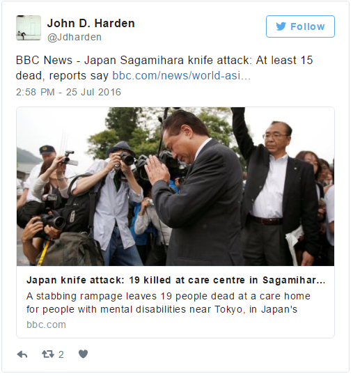 2016-07-26 07_45_32-BREAKING_ 19 DEAD, 45 injured in KNIFE attack at assisted living facility... - A