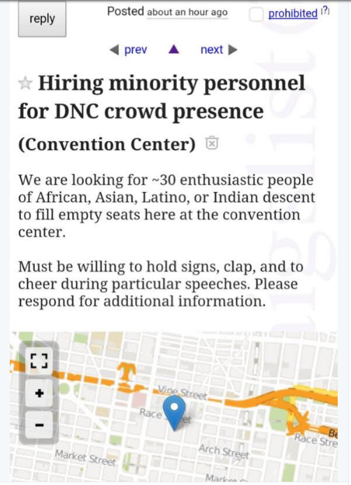 2016-07-28 07_13_31-DNC Places Craigslist Ads for Actors to Fill Empty Seats at Convention _ The Fed