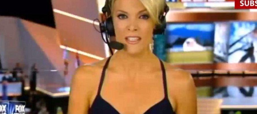 FOX NEWS WARDROBE SCANDAL: Watch Megyn Kelly at the RNC…