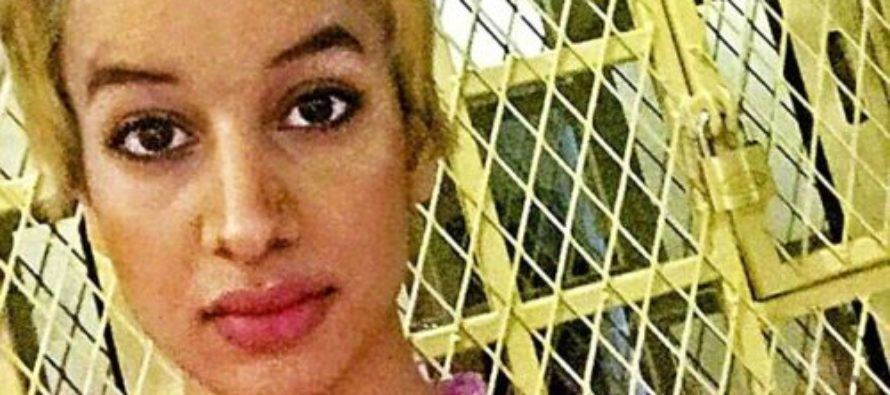 Saudi Woman Trapped In Cage By Father For 'Kissing American Student'…