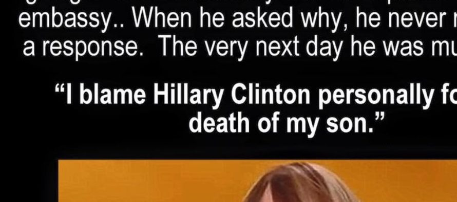 Hillary Arrogantly Tells Us To Move On From BENGHAZI – How Will You Respond? [MEME] [VIDEO]