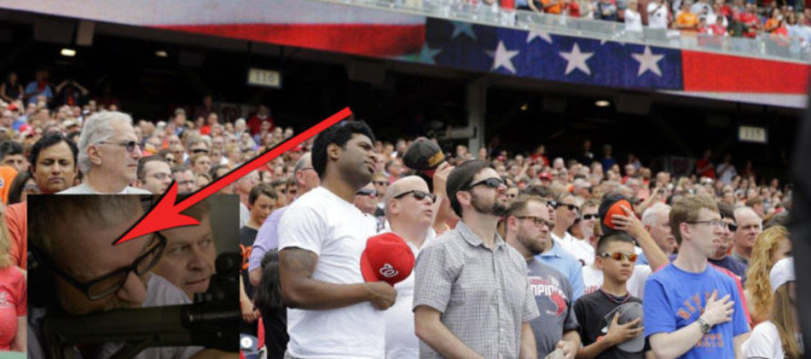 Possible Ban On God Bless America Before Sports Games!
