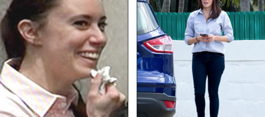 Five Years After Acquittal, Casey Anthony Emerges… and You Won't Believe What She's Doing Now