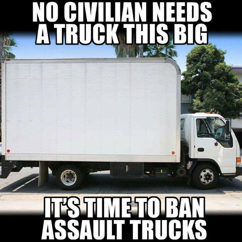 Assault Trucks 800