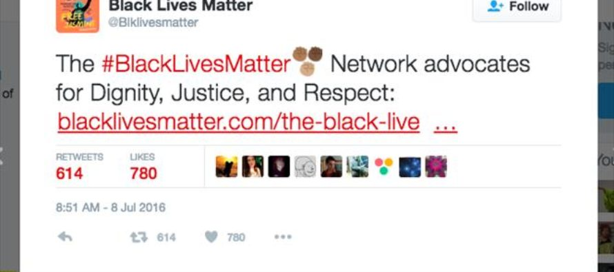 Popular social network releases RACIST EMOJI in response to 5 dead police