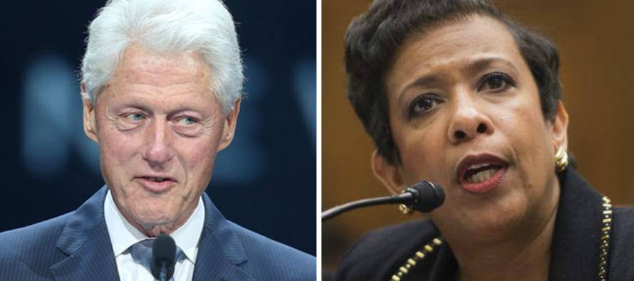 Clinton/Lynch Secret Meeting FAR WORSE Than We Thought – FBI Made Suspicious Demands…