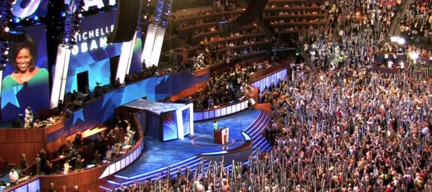 Watch What Happened During the Opening Prayer at the DNC… [VIDEO]