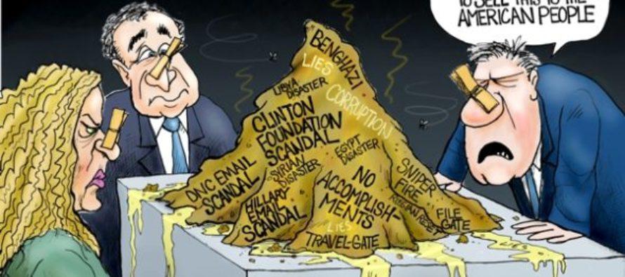 DNC Soft Sell (Cartoon)