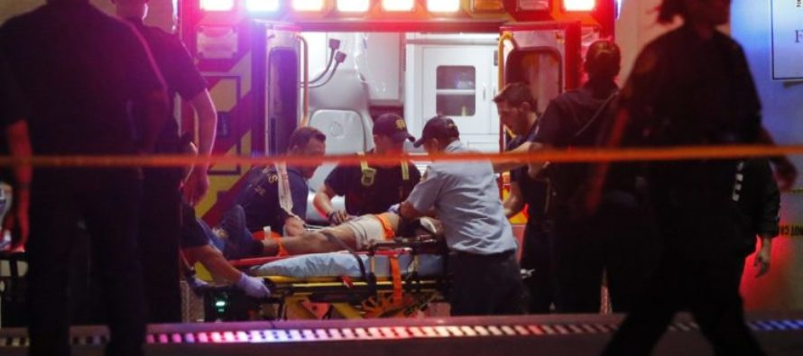 Right After Dallas Shootings BLM Protestors Loot Local 7-Eleven [VIDEO]