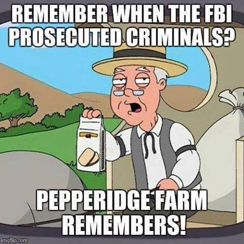 FBI Pepperidge Farms 800