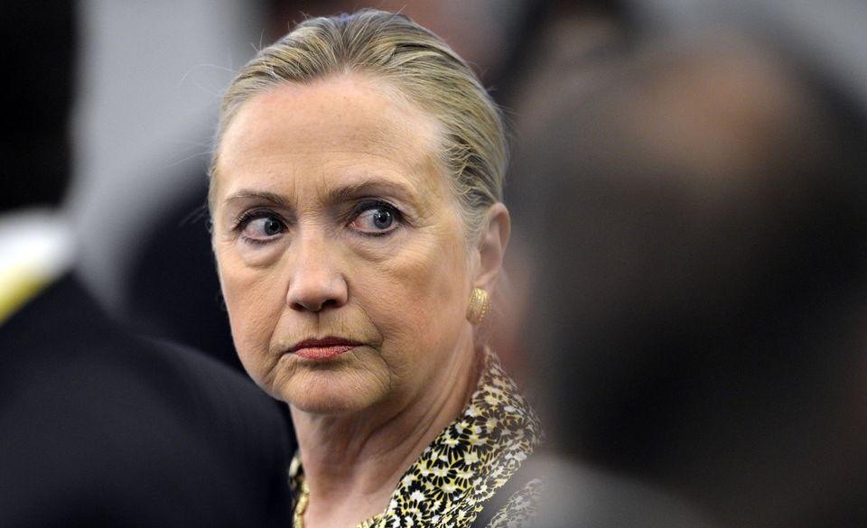 Hillary-Death-Stare