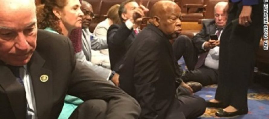 Sit On THIS! House Democrats PUNISHED For 'Tantrum' Sit-In…And Here's Why [VIDEO]