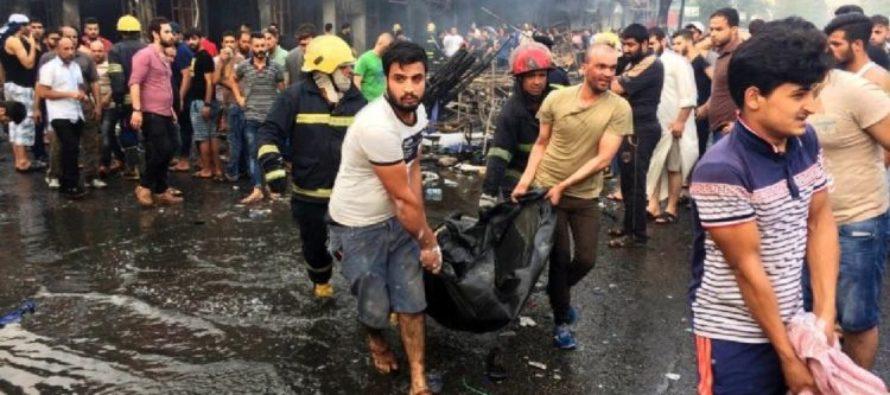 Car Bomb kills 125+, injures 170+ more in sick terrorist plot [VIDEO]