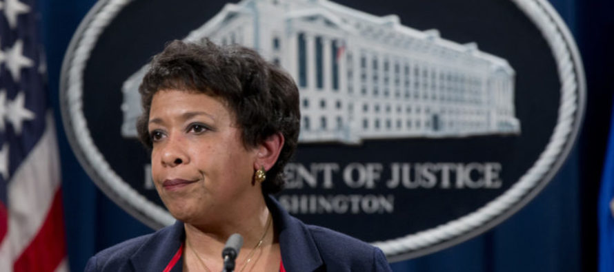 Loretta Lynch Could Face 5-10 YEARS IN PRISON [DETAILS]