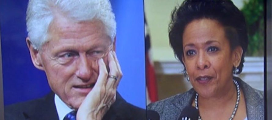 LEAK: Did Loretta Lynch Agree To Join Bill Clinton In Private Meeting In Return For A Favor?