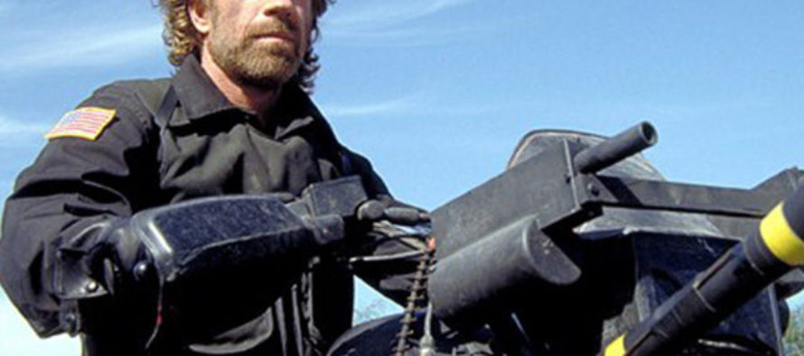 Chuck Norris Risks Everything to Say THIS About Hillary Clinton