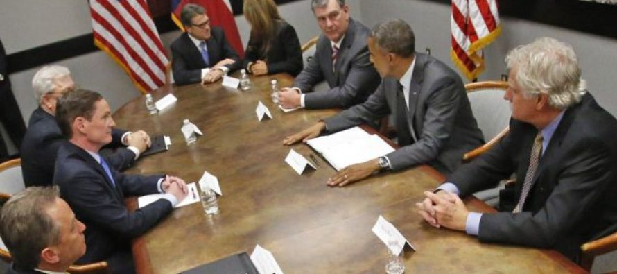 FURIOUS: Obama Is Heading To Texas, His Goal? 'Optics'…