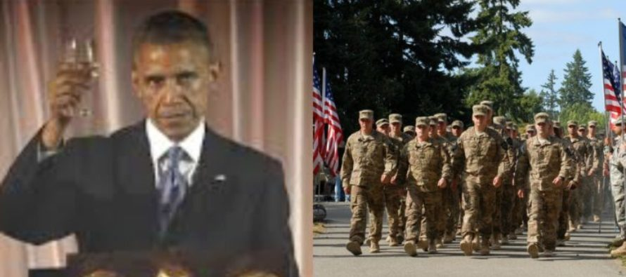Mother Of Fallen Soldier Receives Nasty Message From Obama