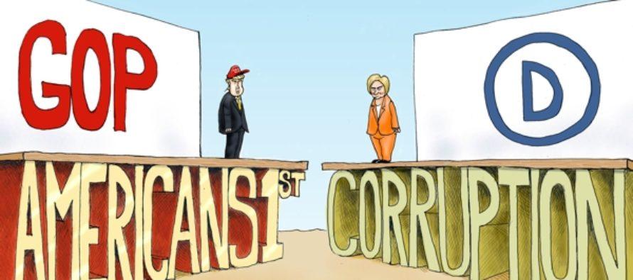 2016 party Platforms (Cartoon)