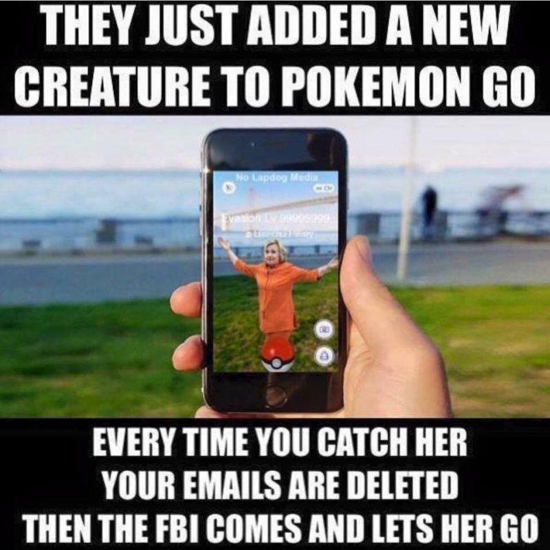 Pokemon Go Hillary 800
