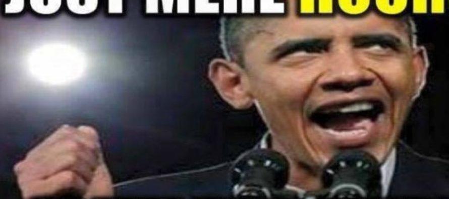 Obama's TERRIFYING Agenda With BlackLivesMatter – EXPOSED [MEME]