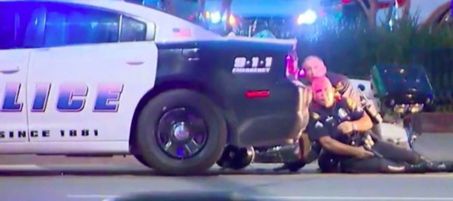 Officers Ambushed! One Dead, Other Sustains Life Threatening Injuries [VIDEO]