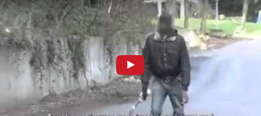 Muslim 'Refugees' Attack Frenchman… BAD IDEA! [VIDEO]
