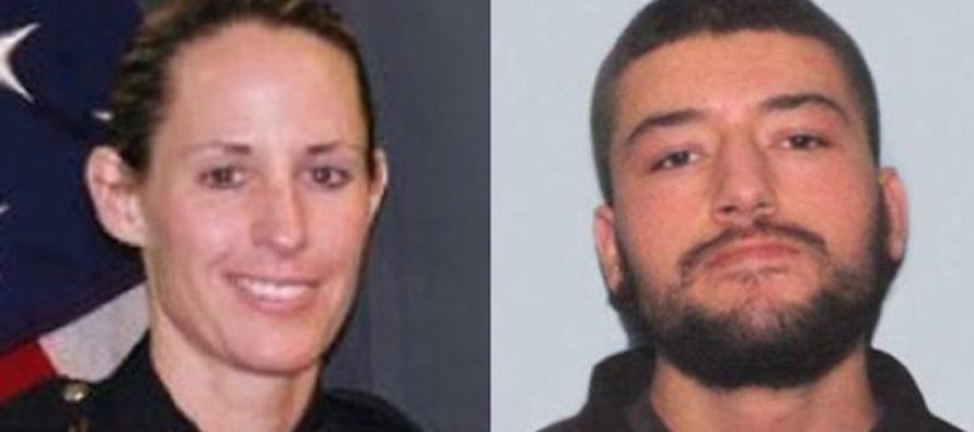 BREAKING: Muslim Savagely Guns Down Female Cop… Please Pray