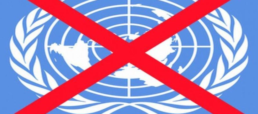 SERIOUSLY?! The DESPICABLE Statement The U.N. Has For Dallas Police…