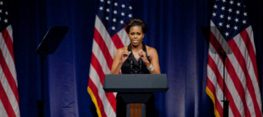 BOMBSHELL: Michelle Obama Caught Copying Speech… MEDIA IGNORES