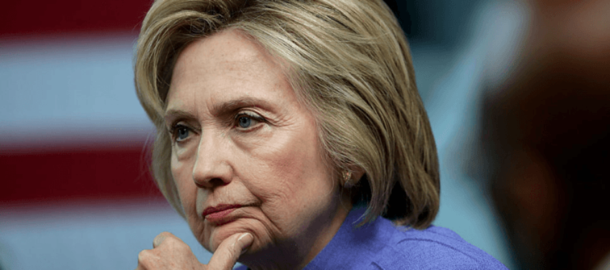 Hillary's Not in the Clear Yet! Republicans in Congress Are Pushing to Charge Her W/ a Federal Crime