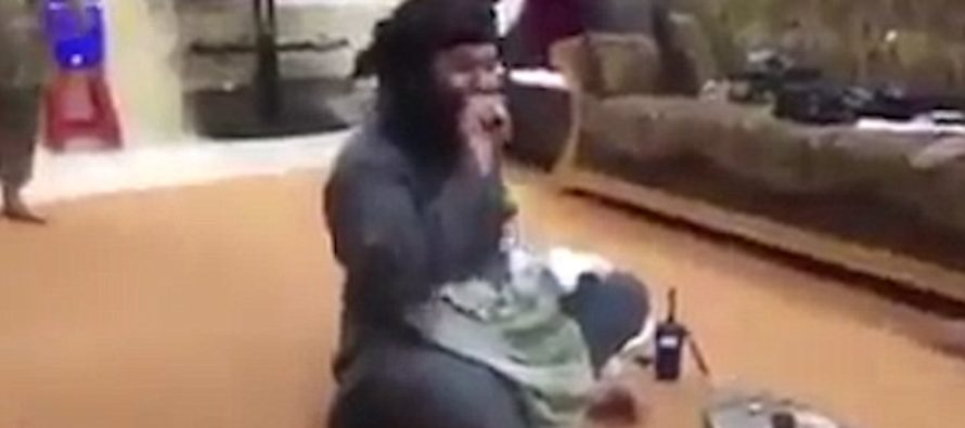 Video Shows ISIS Fighters Laughing & Joking While A Woman Is Heard Screaming As She's Raped Nearby