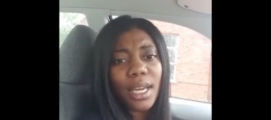 VIDEO: Black Christian Woman Goes on EPIC Rant Against #BlackLivesMatter Racist Hypocrites!