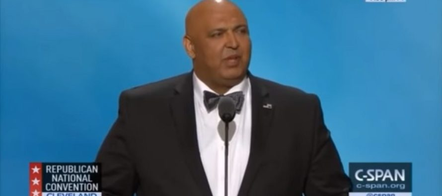 Muslim Man Walks On Stage At GOP Convention – LIBERALS Left SPEECHLESS By What Happened Next! [VIDEO]