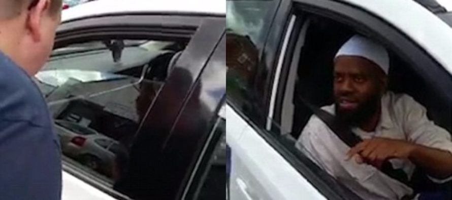 VIDEO: Muslim Taxi Driver Won't Take Disabled Passenger W/ Guide Dog: 'It's Against His Religion'