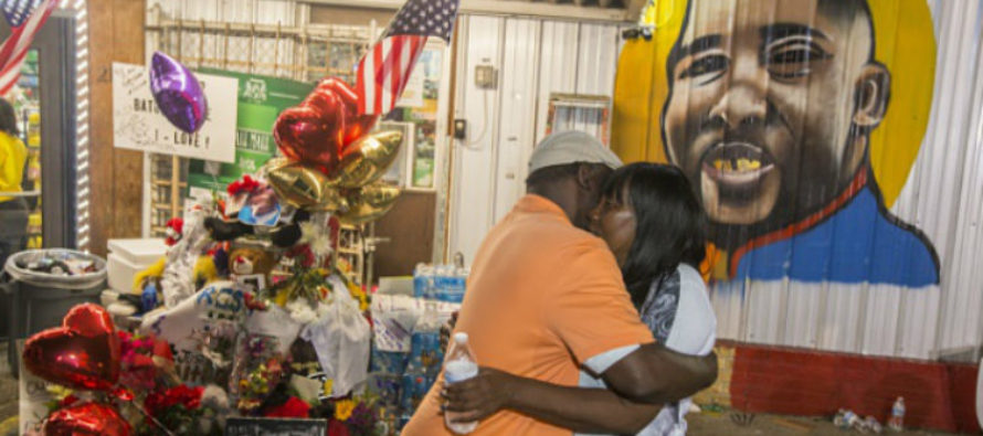 Alton Sterling's Son Breaks His Silence – Grips The Nation With THIS Statement…