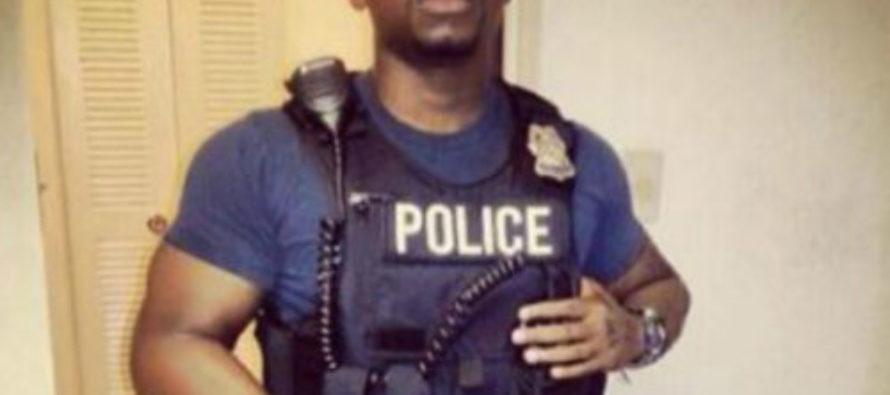 Black Police Officer Smacks Black Lives Matter In An Epic Way