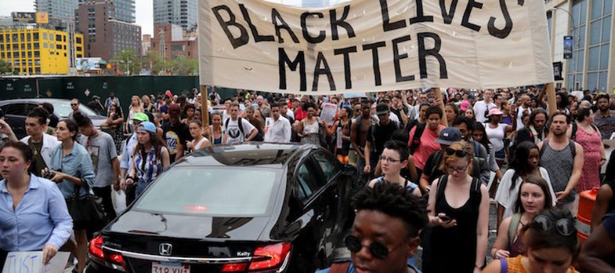 New Study Blows the LID Off of 'Black Lives Matter' Narrative