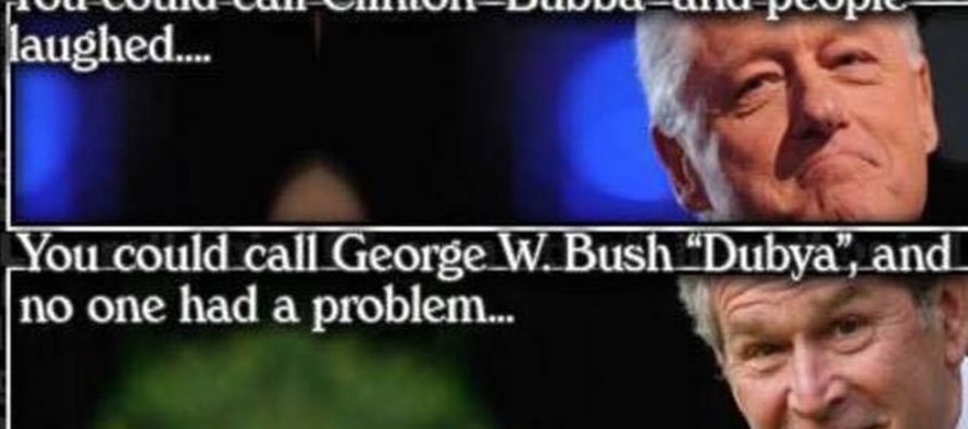 Horrible Double Standard REVEALED In Nicknames Of 3 US Presidents [Meme] [VIDEO]