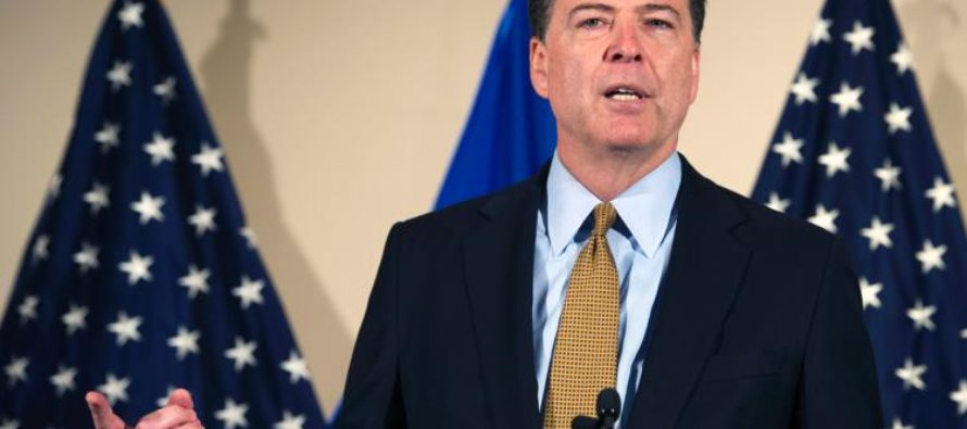 BREAKING: FBI Director Facing Congressional Probe After Clearing Hillary