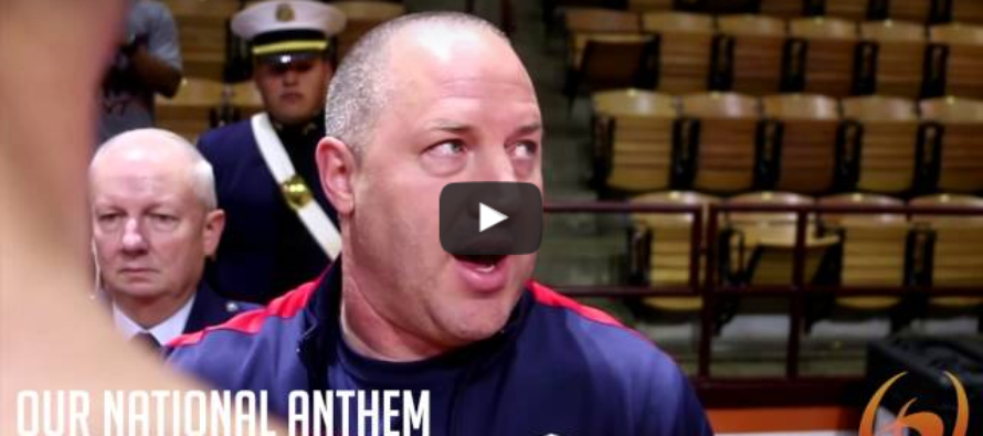 They Disrespected Our National Anthem… Watch This Coach Teach Them an EPIC Lesson [VIDEO]
