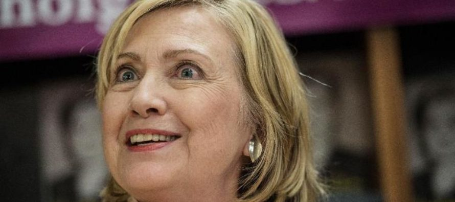 What Has Hillary Done In The Last Few Weeks To Bash WHITES, COPS, And GUNS?
