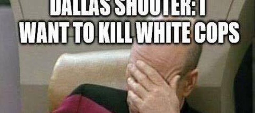 What Conservatives Think When The Obama Administration Speaks On Dallas Shooting [Meme]