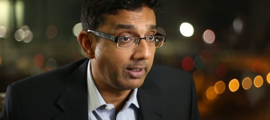 Dinesh D'Souza Noticed Something Very Disturbing At The DNC Convention…