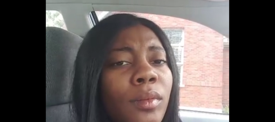 Pissed Off Black Woman UNLOADS on Black Lives Matter Idiots… This Is EPIC [VIDEO]
