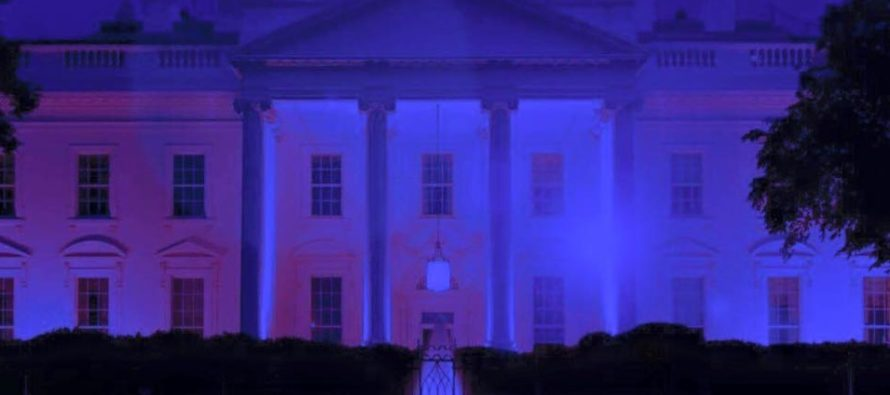 Obama DENIES Police Request To Light WH Up In Blue AGAIN- Americans RESPOND!